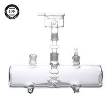 Mp5 탱크 Shisha 물 담뱃대 Nargile 미국 인기있는 실리콘 그릇 금속 숯 홀더 테이블 Chicha Narguile 5MM 두께 유리