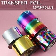 цена на  1pcs/lot Nail Art transfer Decal Foil Sticker for Nail Art Tips Decoration