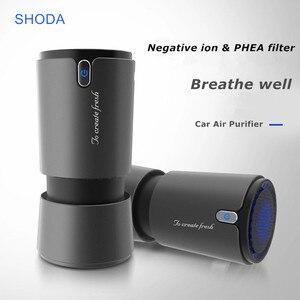 SHODA Car Air Purifier with Ne