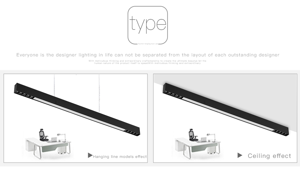 China led line lamp Suppliers