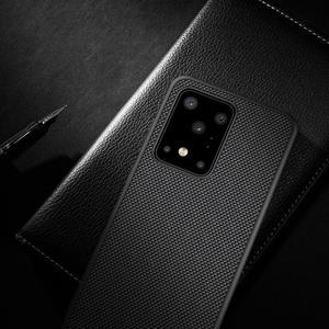 Image 4 - NILLKIN funda de teléfono texturizada para Samsung Galaxy S20/S20 Plus/S20, cubierta trasera esmerilada de negocios de lujo antideslizante de fibra de nailon Ultra