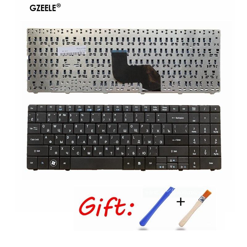 Laptop Keyboard For Acer Aspire 5516 5517 5332 5532 5534 5732 5732Z 5732ZG 7713 7715 MP-08G63SU-528 RU LAYOUT Black New