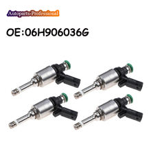 BEETLE Fuel-Injector Passat Cc TIGUAN 06H906036G Volkswagen for EOS JETTA2.0T L4 4pcs/Lot