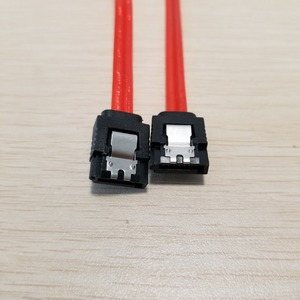 Image 3 - SATA 3th Generation Data Extension Cable Bimetal Buckle Copper Core Red 2M