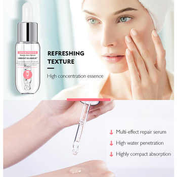 VIBRANT GLAMOUR Protein Face Serum Anti-Wrinkle Facial Essence Whitening Moisturizing Anti-allergy Deep Hydration Girl Skin Care