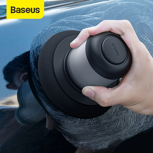 Baseus Car Polisher Scratch Repair Auto Polishing Machine With 100Ml Wax For Car Paint Care Clean Waxing Tools Accessories