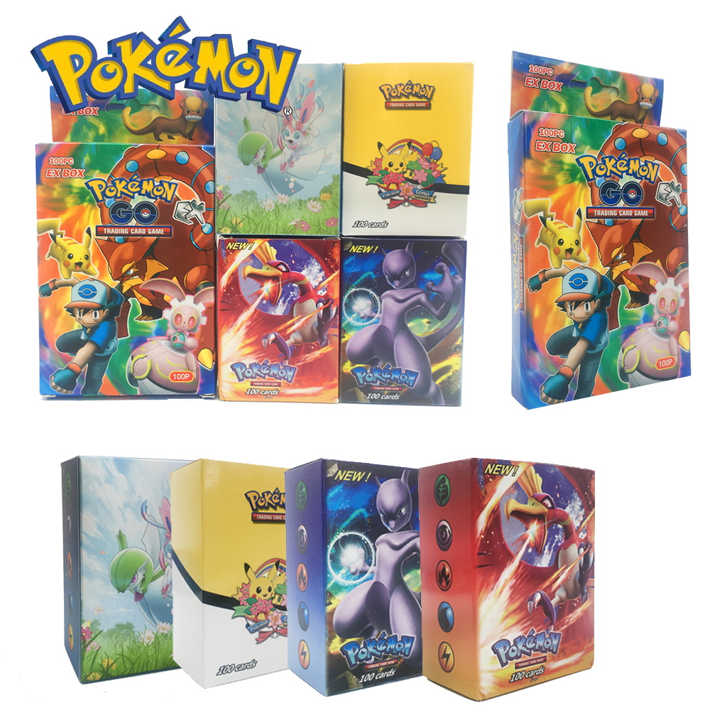 Takara Tomy PTCG Pokemon Cards GX EX MEGA Trainer 3D Flash Card Sword Shield Sword&Shield Card Collectible Gift Children Toy