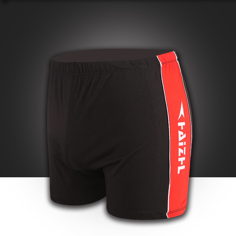 Men's Mixed Colors Swimming Trunks MEN'S Swimsuit Plus-sized Boxer Swimming Trunks Manufacturers Direct Selling Hot Springs Swim