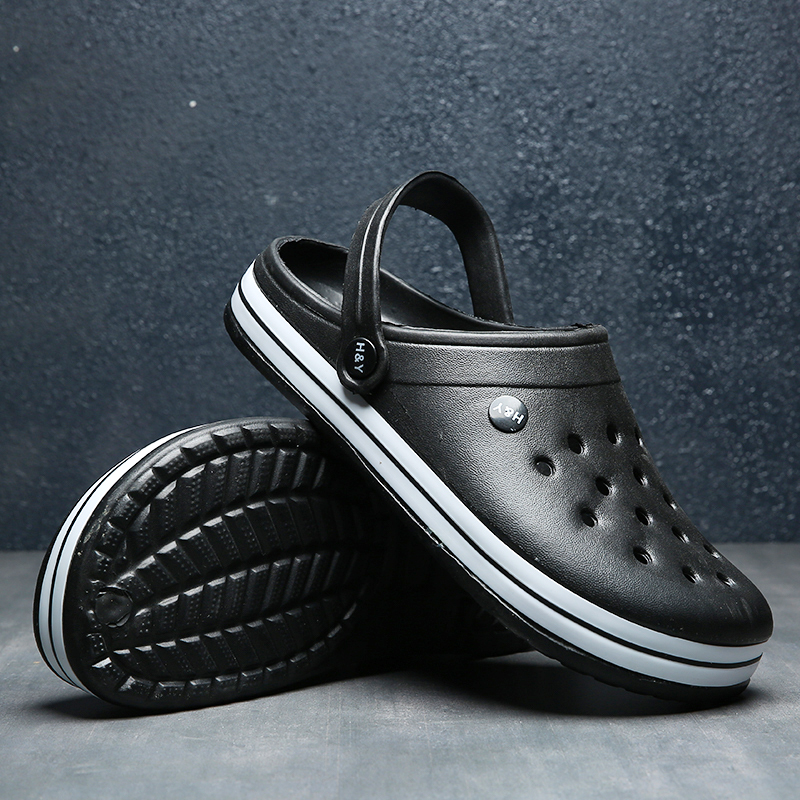 2020 Summer Sandals For Beach Sports Women Men's Slip-on Shoes Slippers Female Male Croc Clogs Crocks Crocse Water Mules D041
