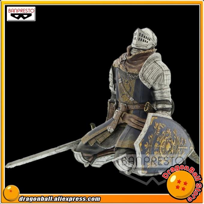 Oscar Knight of Astora Dark Souls Sculpt Collection Vol4 15cm PVC Figure Loose
