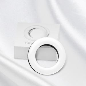 Image 4 - Mobile Phone Replenishment Lamp LED Live Replenishment Lamp Selfie Light Artifact Circular Beauty Host Ring Light Makeup Light