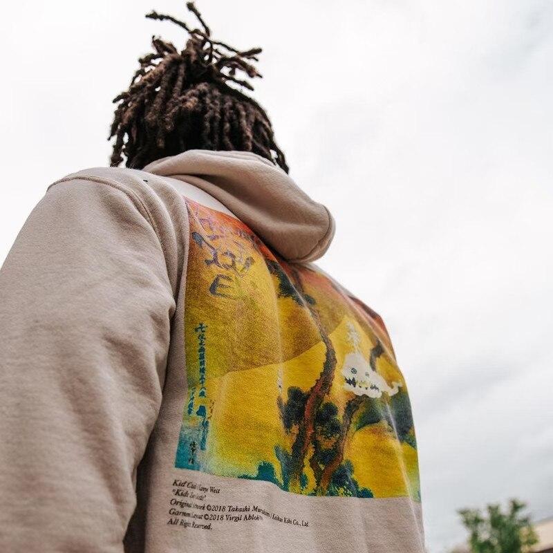 Jesus is King Lucky me l see ghost Ghost Sweatshirts Hoodie  3