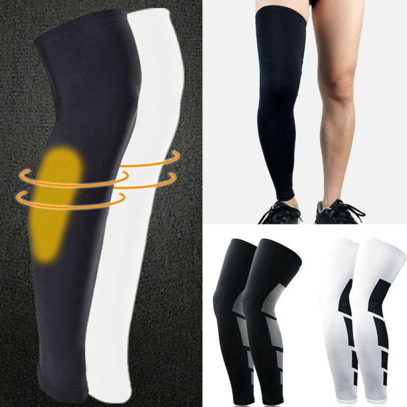 1PC Compression Socks Knee High Support Stockings Leg Thigh Sleeve For Men Women