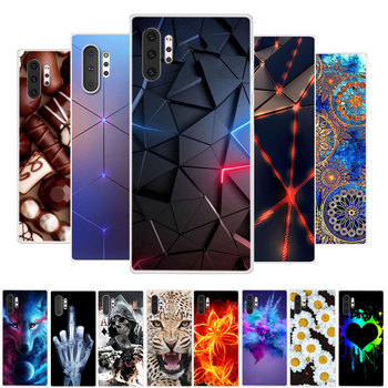 For Galaxy Note 10 Case Samsung Galaxy Note 10 Case Silicone TPU Soft Back Cover Phone Case For Samsung Note 10 Plus Note10 Lite x level case for samsung galaxy note 10 original liquid silicone back phone cover for samsung note 10 plus case note10
