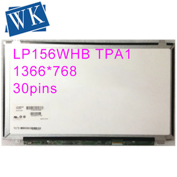 "LP156WHB TPA1 Matrix for Laptop 15.6"" 1366X768 30Pin LP156WHB (TP)(A1) Glossy LCD Display Replacement"