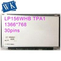 LP156WHB TPA1 Matrix voor Laptop 15.6