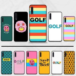 Чехол для телефона Golf Wang Tyler Creator DIY с украшениями для Samsung Galaxy A 3 6 7 8 10 20 30 40 50 70 71 10S 20S 30S 50S PLUS