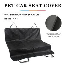 Hammock Car-Seat-Cover Dog Waterproof Large Pet-Dog Travel Small Medium for Safety-Pad