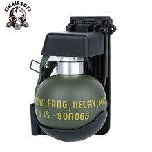 Страйкбол граната М67 манекен модель Молл система BB пластичный мешок тактический военный костюм военный Airsoft пейнтбол аксессуары мяч