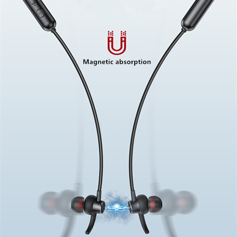 TWS DD9 Wireless Bluetooth Earphones Magnetic Sports Running Headset IPX5 Waterproof Sport earbuds Noise reduction Headphones 5