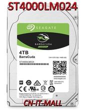 """Seagate BarraCuda ST4000LM024 4TB 5400 RPM 128MB önbellek SATA 6.0 gb/sn 2.5 """"15mm dizüstü dahili sabit disk"""