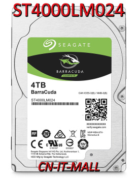 "Seagate barracuda st4000lm024 4 tb 5400 rpm 128 mb cache sata 6.0 gb/s 2.5 ""15mm portátil disco rígido interno"
