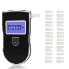 NEUE Heißer verkauf Berufs Polizei Digitale Atem Alkohol Tester Alkoholtester AT818 Atembarer Atem Ethanol Test Analyzer