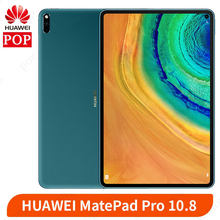 Original HUAWEI MatePad Pro 10,8 zoll Tablet PC 8GB 256GB Kirin 990 Octa Core Multi-bildschirm Collaborative