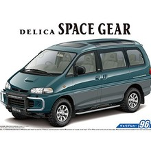1/24 сборный автомобиль модель PE8W Delica Space Шестерни 96 05667