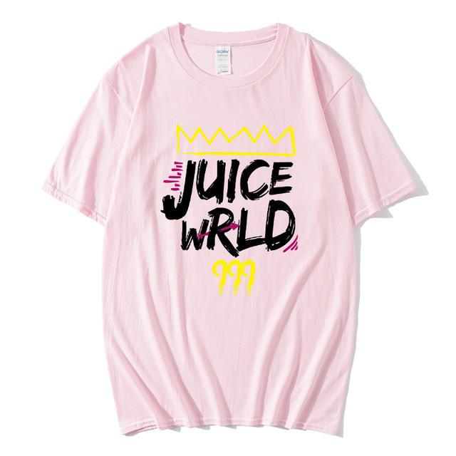 JUICE WRLD THEMED T-SHIRT (21 VARIAN)