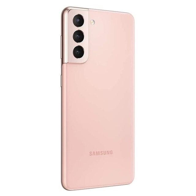 "Global Version Samsung Galaxy S21 SM-G991B/DS 5G Smartphone 8GB 256GB 6.2"" 120Hz Samsung Exynos 2100 Mobil phone NFC IP68 3"