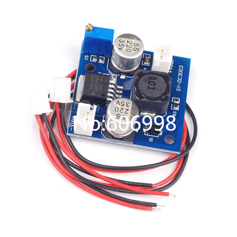 Voltage Regulator / Voltage Stabilizing Circuit Switching Ultra Small DC-DC Adjustable Step Down Power Supply Module With Line