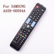 Reemplazo de Control remoto para SAMSUNG AA59 00594A 3D TV reproductor inteligente HDTV