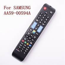 Replacement Remote Control for SAMSUNG AA59 00594A 3D TV Smart Player HDTV