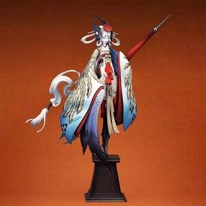 Image 1 - Onmyoji Kokakuchou Demon Knife Girl PVC Action Figure Anime Figure Model Toys Sexy Girl Figure Game Statue Collection Doll Gift