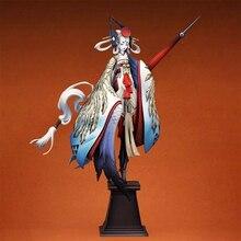 Onmyoji كوكاكوشو شيطان سكين فتاة بك عمل الشكل أنيمي نموذج لجسم اللعب مثير فتاة الشكل لعبة تمثال جمع دمية هدية