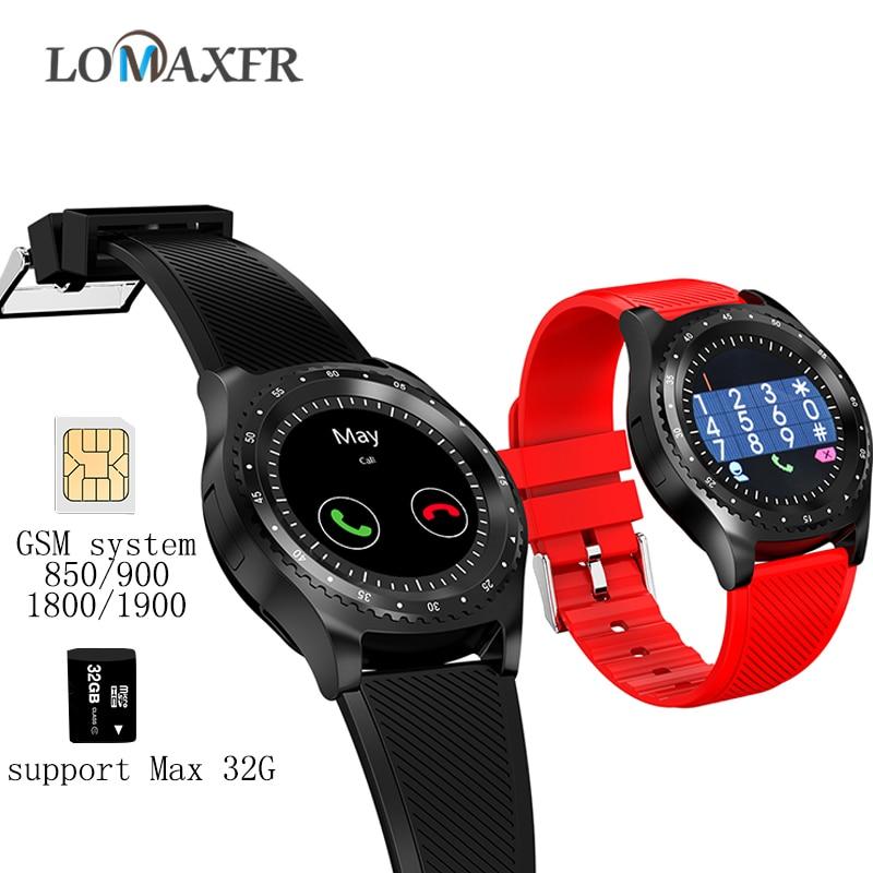 Смарт-часы  LOMAXFR PK V8 DZ09
