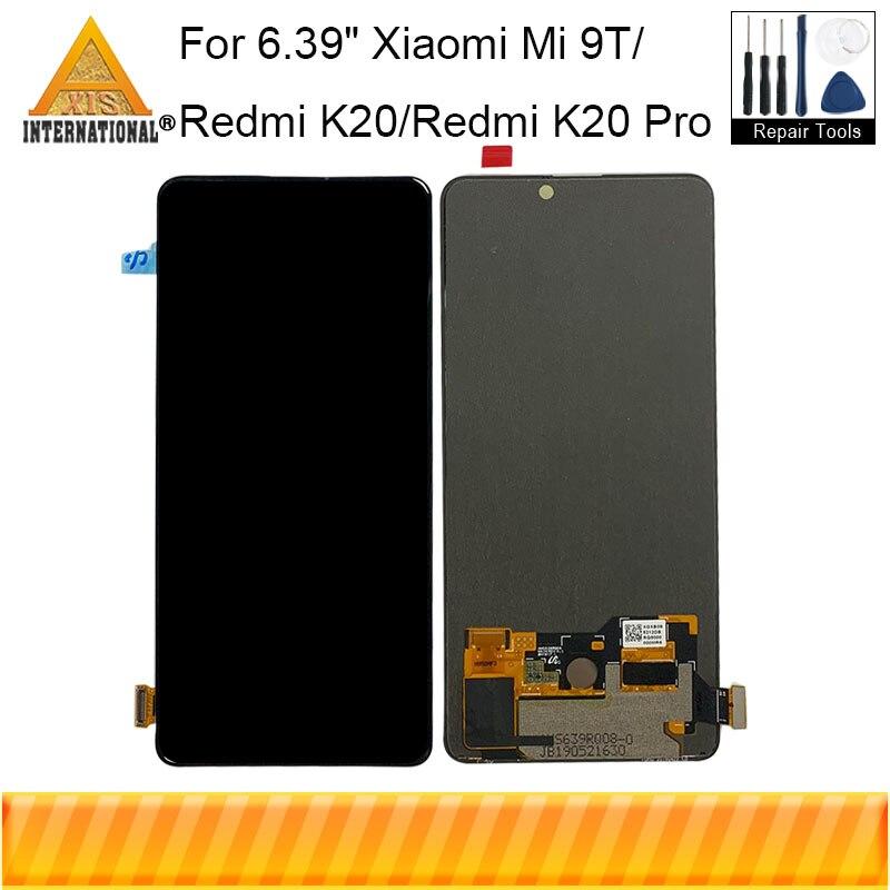 """Original Axisinternational Für 6,39 """"Xiao mi mi 9T mi 9T Pro AMOLED Screen Display + Touch Panel digitizer Für Red mi K20/K20 Pro-in Handy-LCDs aus Handys & Telekommunikation bei AliExpress - 11.11_Doppel-11Tag der Singles 1"""