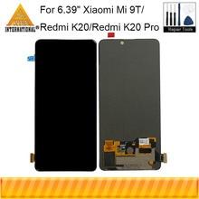 "Original Axisinternational For 6.39"" Xiaomi Mi 9T Mi 9T Pro AMOLED Screen Display Touch Panel Digitizer For Redmi K20/K20 Pro"