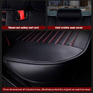 2020 nuevo cuero personalizado cuatro estaciones para Opel Astra h gmokka insignia mokka cojín de la cubierta del asiento del coche