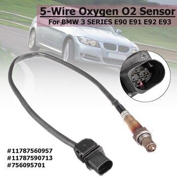 #11787560957 #11787590713 #756095701 5-Wire Wideband Oxygen O2 Sensor For BMW 3 SERIES E90 E91 E92 E93 2005-2015 2014 2013 2012