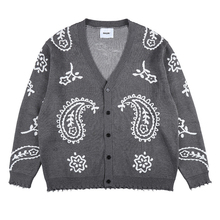 New Design Autumn And Winter Loose Style Sweater Fashion Flower Pattern Oversize Knitted Sweaters