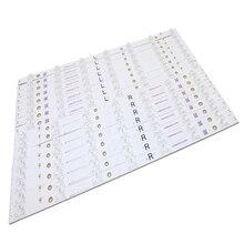 100% Nouveau 16 pièces/ensemble LED bande de rétro éclairage Tableau pour tx 55dx600e TB5509M M30900 16V0 E74739 EX 55S0VE04 2Z543 0 I 631 0489 1