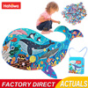 Hahowa Animal Shapes Puzzle Dinosaurs Whale London Bus Space Jigsaw Children Educational Puzzle Games Toys Gifts For Kids Baby
