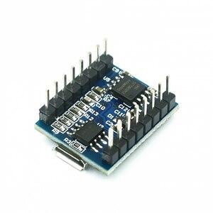 Image 4 - 10 unids/lote nuevo JQ6500 Módulo de sonido de voz USB reemplazar de una a 5 vías MP3 estándar de voz