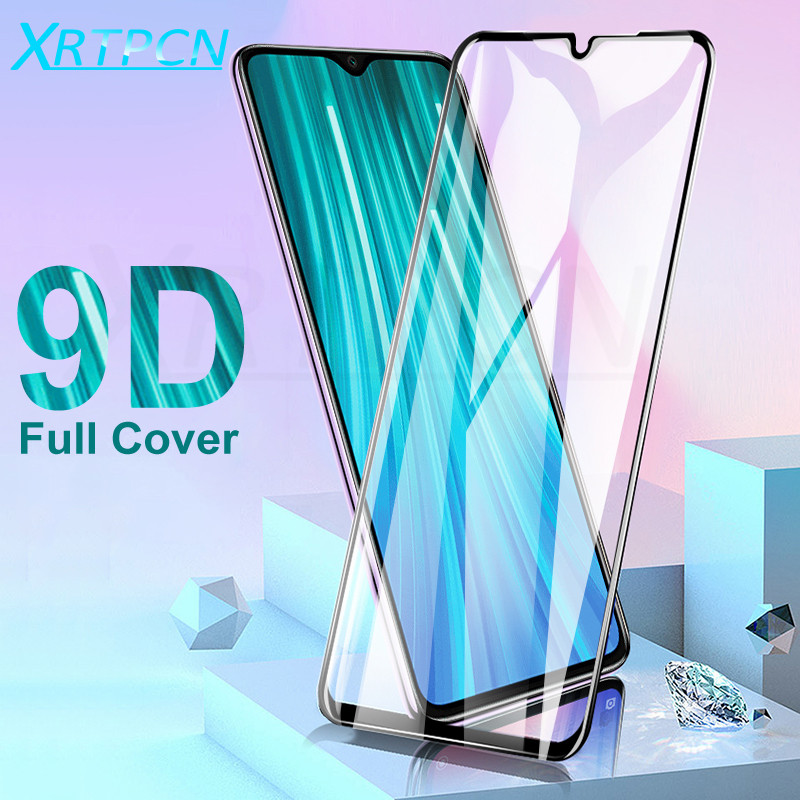 9D Protective Glass For Xiaomi Redmi 8 8A 7 7A 6A 6 Pro K20 Screen Protector On Redmi Note 7 6 8 Pro Tempered Glass Film Case