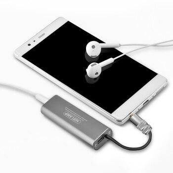 Portable Audio HiFi Headphone Amplifier  4