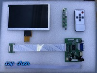 7inch LCD 1024x600 Display EJ070NA 01J HJ070NA 13A m1 a1 40PIN For Raspberry Pi ARM HDMI VGA Driver Board Free Shipping