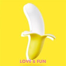 LIBO Banana Dildo Vibrators For Women Realistic Huge G Spot Stimulator Female Clitoris Massager Masturbator Love Sex Toys