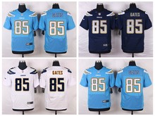 100% Stitiched,Los Angeles #85 Antonio Gates Jersey(China)